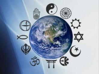 Interfaith globe