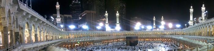 Kaaba panoromic slimmed