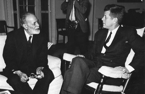 Zafrulla and JFK