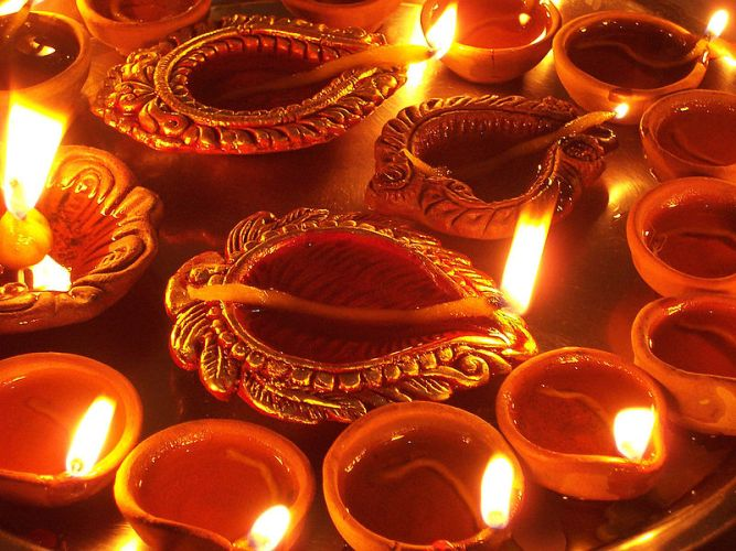 Today more than a billion Hindus, Jain and Sikhs are celebrating Diwali all over the world