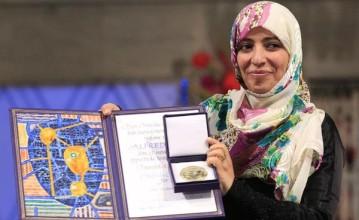 Tawakkul Karman - First Arab Woman and Youngest Nobel Peace Laureate