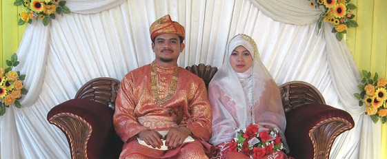 indian indonesian marriage
