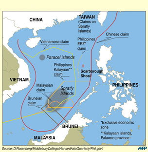 China Urges Philippines To Pair Words With Actions The Muslim Times - Huangyan map