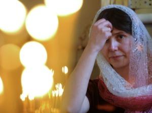 Veil in Russia