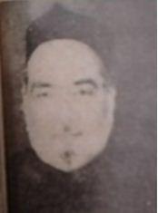 Alhaj Moulana Abdul Kareem Sahib of Karachi.