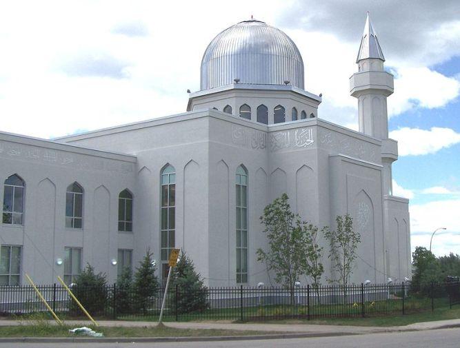 Bait ul Noor Mosque Calagary, Canada