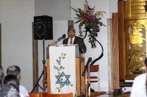 addressing in the Jewish Temple
