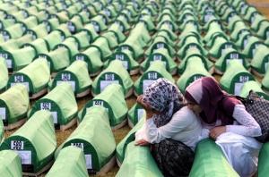 Serbenica Muslim Massacre