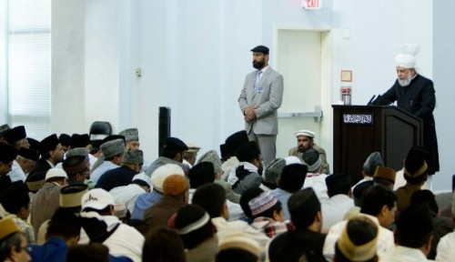 Friday Sermon