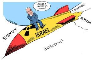 Israel-Iran-cartoon-by-Carlos-Latuff