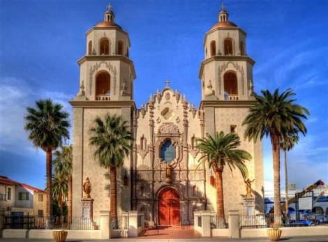 St. Augustine Cathedral Tucson, Arizona