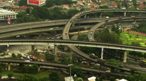 The Jakarta freeways are better than many first-world countries