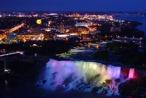 niagara falls muslim Niagara falls is the second largest falls on the globe next to victoria falls in southern africa one fifth of all the fresh water in the world lies in the four upper great lakes-michigan, huron,superior and erie.