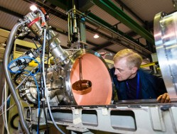 Among Switzerland's top research institutions is Cern in Geneva (cern.ch)