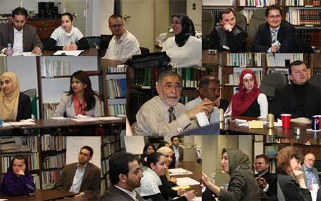 Eurpean Muslims Integrating