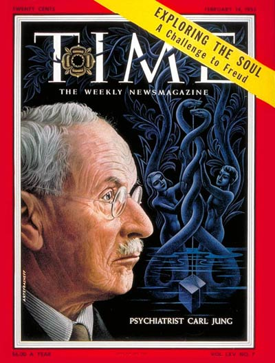 Carl Jung (1875 – 1961)