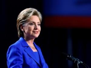 Secretary of State USA: Hilary Clinton