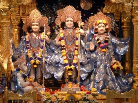Shree Ram, Sita, Laxman & Hanuman