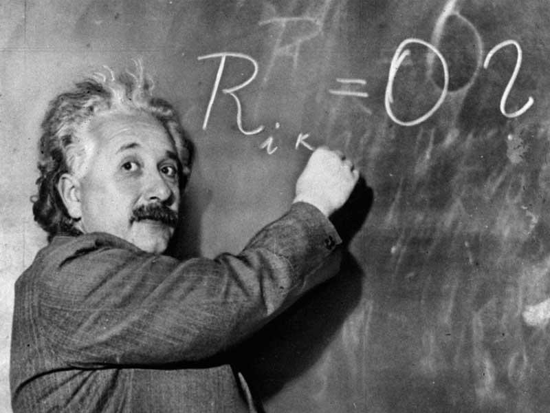 Albert Einstein's search for God – The Muslim Times