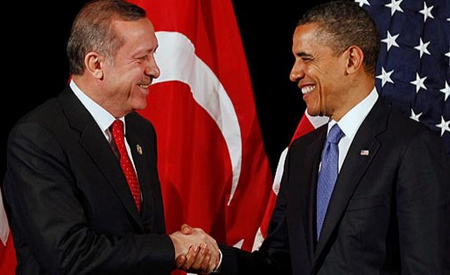 Znalezione obrazy dla zapytania erdogan - obama