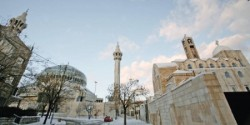 Churches and Mosques co-exist peacefully in Jordan