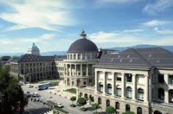 One of the best Science Universities of the World: The Swiss Federal Institute of Technology, Zurich
