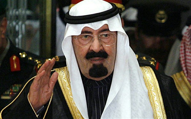 King Abdullah The Muslim Times