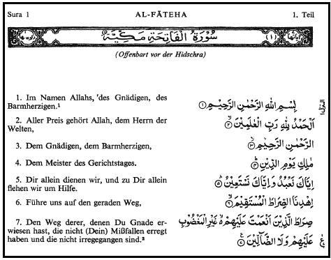 Pdf koran deutsch