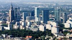 Warsaw in Poland