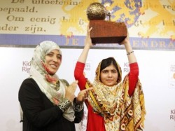 Malala awarded Children Peace Prize