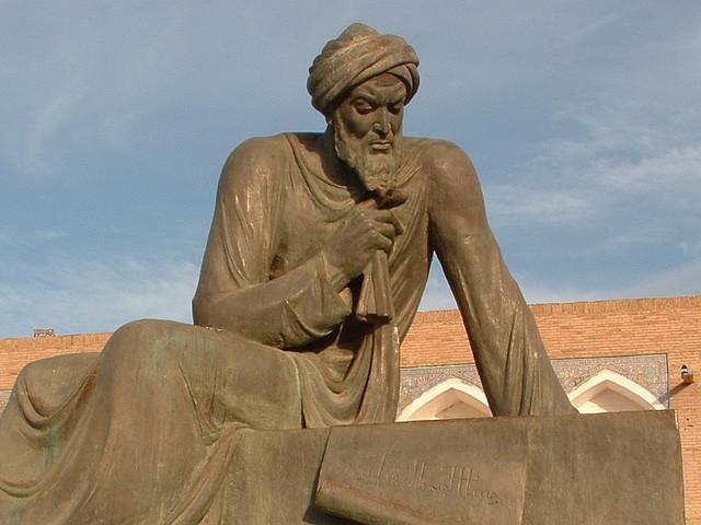 Resultado de imagen de Abu Abdullah Muhammad bin Musa al-Khwarizmi edit.png
