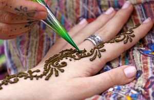 MARRIAGE HENNA