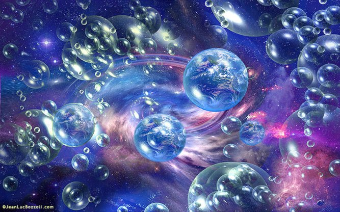 A pictorial representation of multiverse
