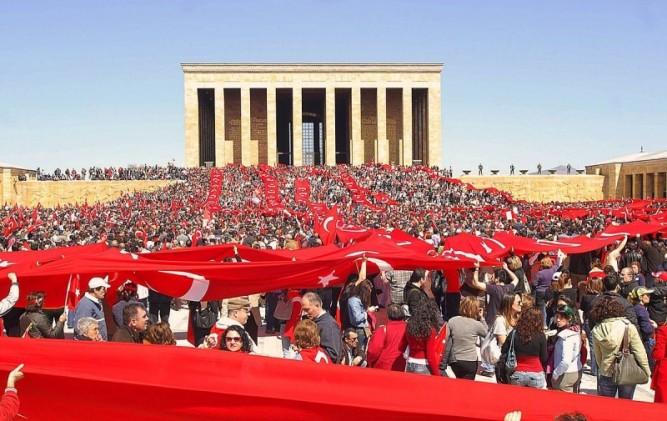 Ata Turk Memorial