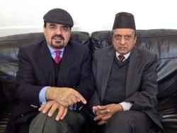 Free to practise his faith: Dr Masoor Jailed for reading Quran in Pakistan. Now free in UK.