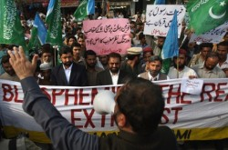 Attempts to reform or scrap the country's blasphemy laws have led to mass street protests