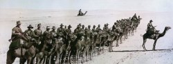 1. Weltkrieg Kriegsschauplatz Nahost  osmanisches Reich