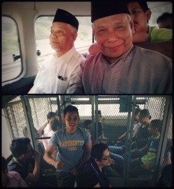Malaysia caught