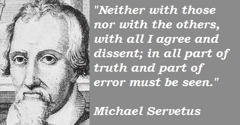Michael-Servetus-Quotes