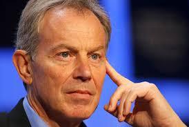 Ex Prime Minister Tony Blair