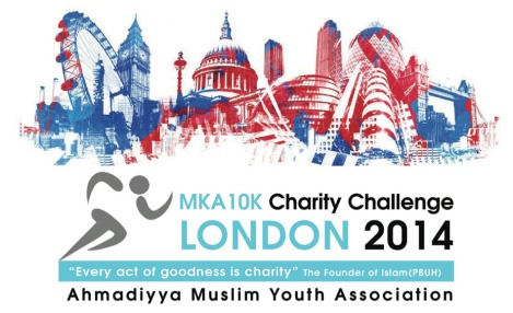 MKA London Charity Challenge