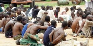 Boko Haram members arrested by security agents