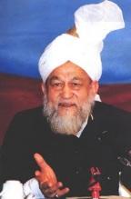 Khalifatul Maseeh the IV - Hazrat Mirza Tahir Ahmad