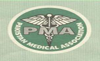 Pakistan-Medical-association-log