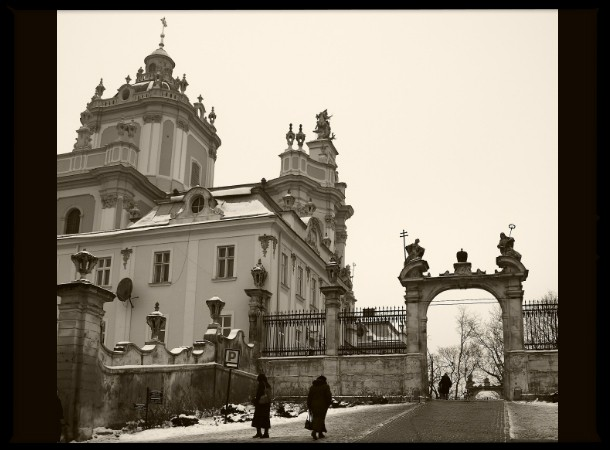 St.George's Cathedral in Lviv
