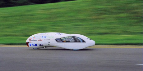 UBC Supermileage vehicle