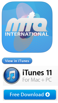 MTA International on iTunes / iPhone