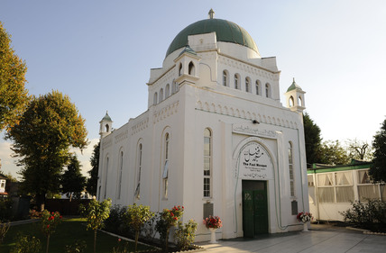 First mosque built in London: Fazl Mosque in Southfields belongs to the Ahmadiyya Muslim Community