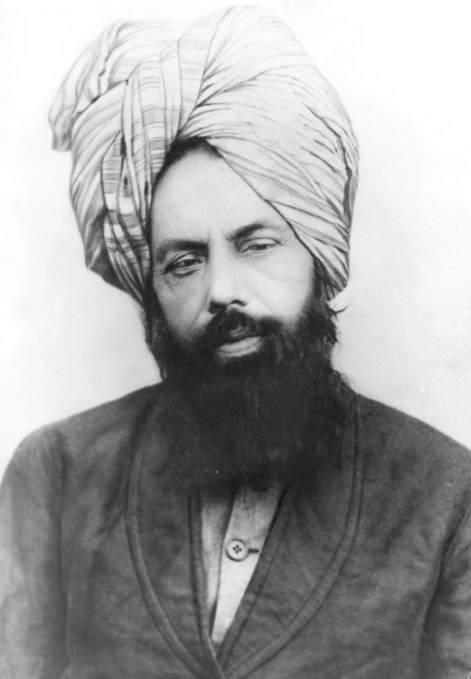 His Holiness Mirza Ghulam Ahmad (Peace Be Upon Him)