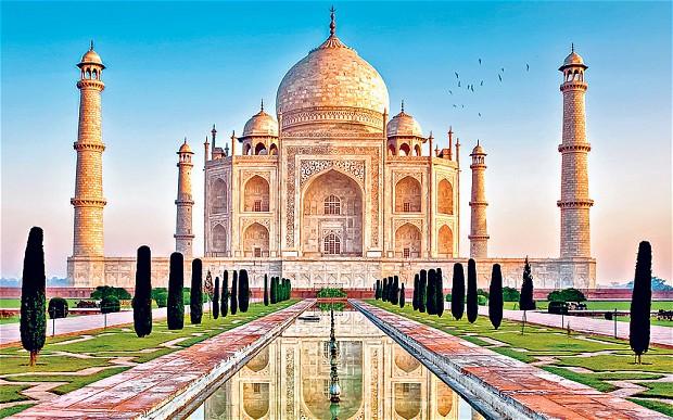 Taj Mahal is a symbol of Muslim Heritage -- Samuel Parsons Scott's work was monumental towards documenting Muslim Heritage